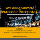 Conferinta Nationala de Patologie Infectioasa