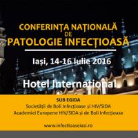 Conferinta Nationala de Patologie Infectioasa