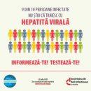 28 Iulie marchează Ziua Mondială de luptă împotriva Hepatitelor Virale